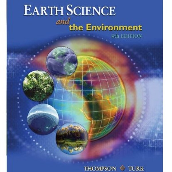 Test Bank for Earth 4/E by Thompson