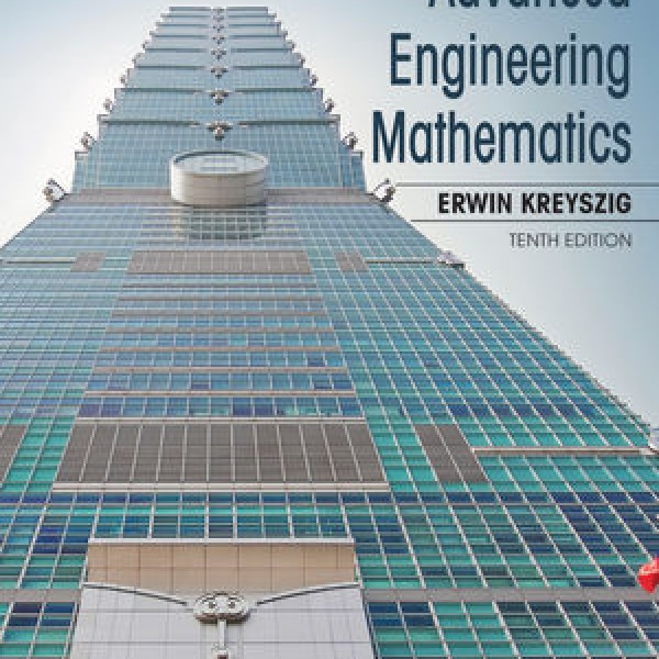 Complete Solution Manual for ​Advanced Engineering Mathematics, International Student Version, 10th Edition by Erwin Kreyszig 9780470646137