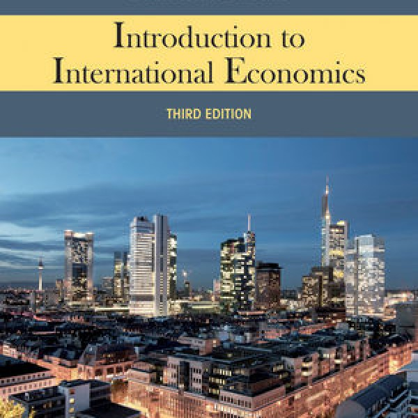 Complete Solution Manual for Introduction to International Economics, 3rd Edition by Dominick Salvatore 9781118215005