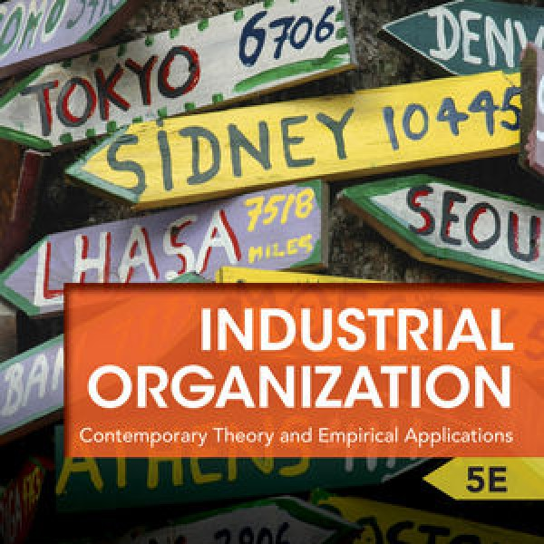 Complete Solution Manual for Industrial Organization: Contemporary Theory and Empirical Applications, 5th Edition by Lynne Pepall, Dan Richards, George Norman 9781118545508