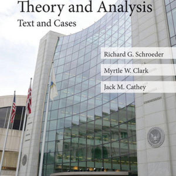 Complete Solution Manual for ​Financial Accounting Theory and Analysis: Text and Cases, 11th Edition 978-1-118-80637-1