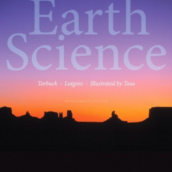 Test bank for Earth Science 14/E by Tarbuck