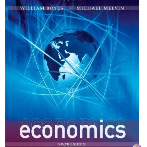 Test Bank for Economics 9/E by Boyes