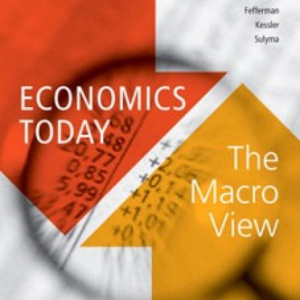Test Bank for Economics Today The Macro View 5/E by Miller