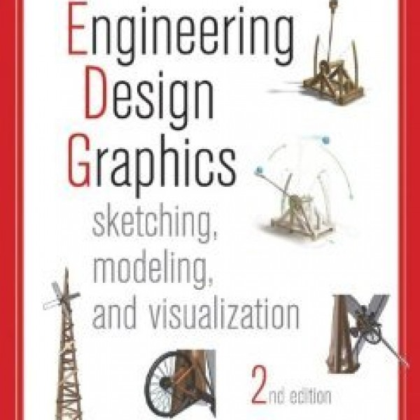 Solution Manual for Engineering Design Graphics 2/E by Leake