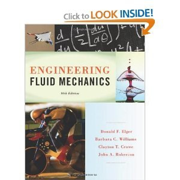 Solution Manual for Engineering Fluid Mechanics 10/E by Elger