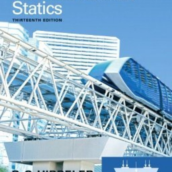 Solution Manual for Engineering Mechanics:Statics 13/E by Hibbeler