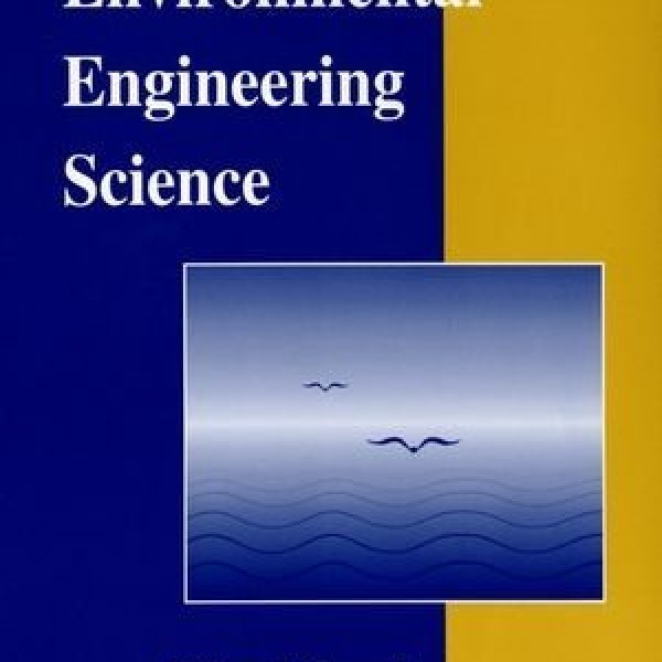 Solution Manual for Environmental Engineering Science 1/E by Nazaroff