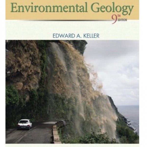 Test Bank for Environmental Geology 9/E by Keller