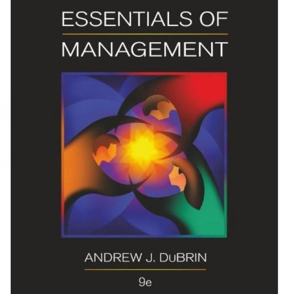 Test Bank for Essentials Of Management 9/E by Dubrin
