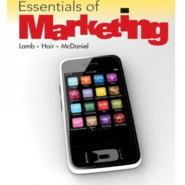 Test Bank for Essentials Of Marketing 7/E by Lamb