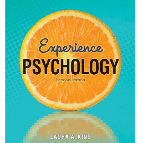Test Bank for Experience Psychology 1/E by King