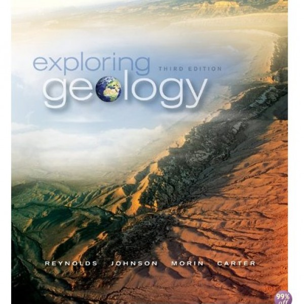 Test Bank for Exploring Geology 2/E by Reynolds