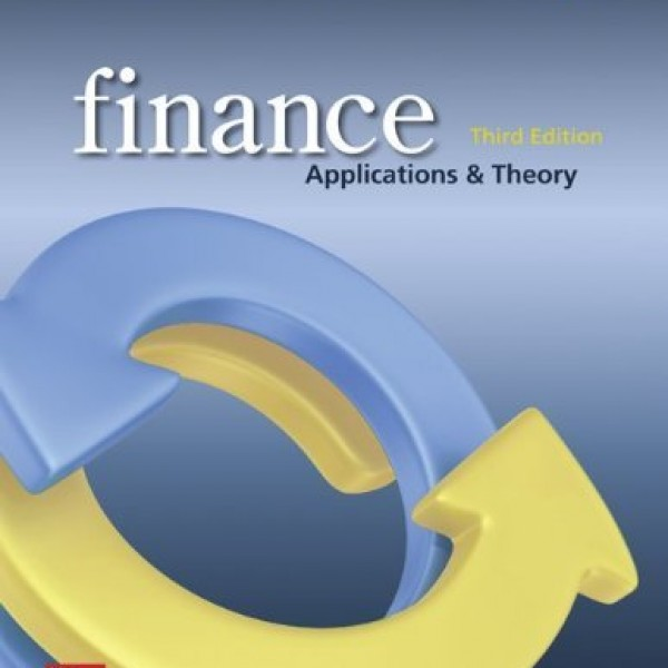Solution Manual for Finance:Applications And Theory 3/E by Cornett