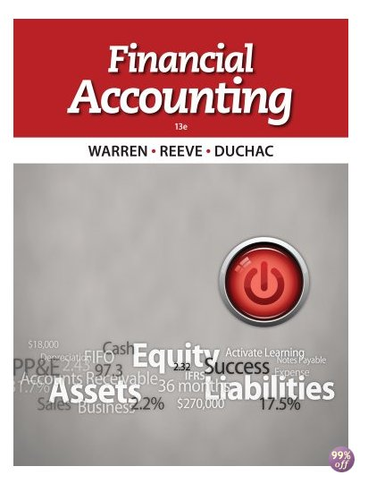 Solution Manual for Financial Accounting 12th Edition by Warren