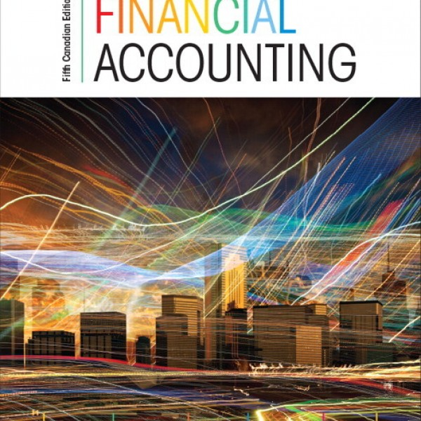 Solution Manual for Financial Accounting 5/E Canadian Edition by Harrison