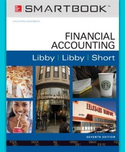 Financial Accounting 7th Edition By Libby, Libby, Short - Test Bank