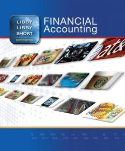 Financial Accounting 8th Edition By Libby, Libby, Short - Solution Manual