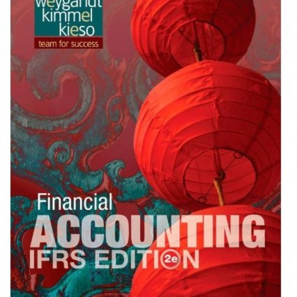 Test Bank for Financial Accounting Ifrs 2/E by Weygandt