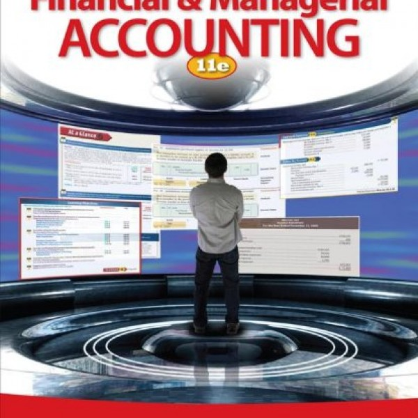 Solution Manual for Financial And Managerial Accounting 11/E by Warren