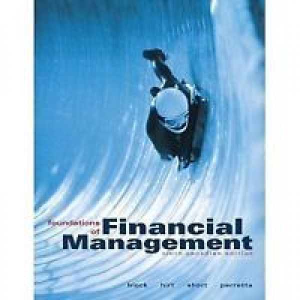 Solution Manual for Foundations Of Financial Management 9/E Canadian by Block