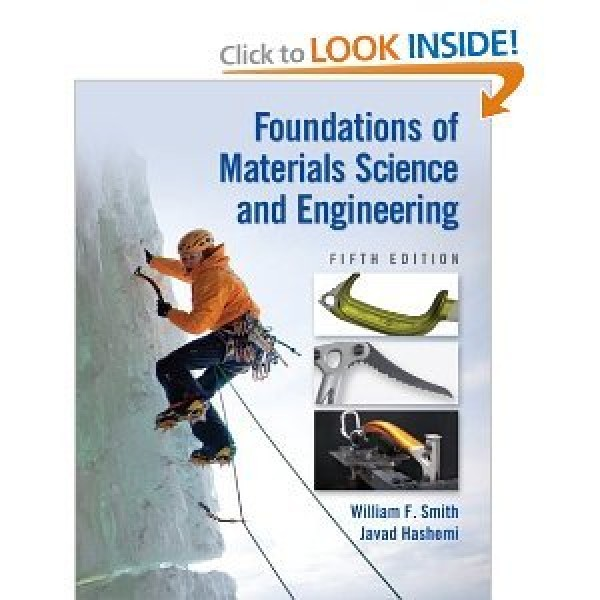 Solution Manual for Foundations Of Materials Science And Engineering 5/E by Smith