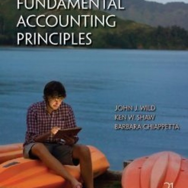 Solution Manual for Fundamental Accounting Principles 21/E by Wild