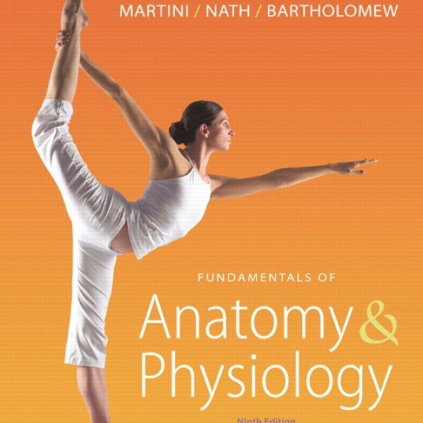 Test Bank for Fundamentals Of Anatomy And Physiology 9/E by Martini
