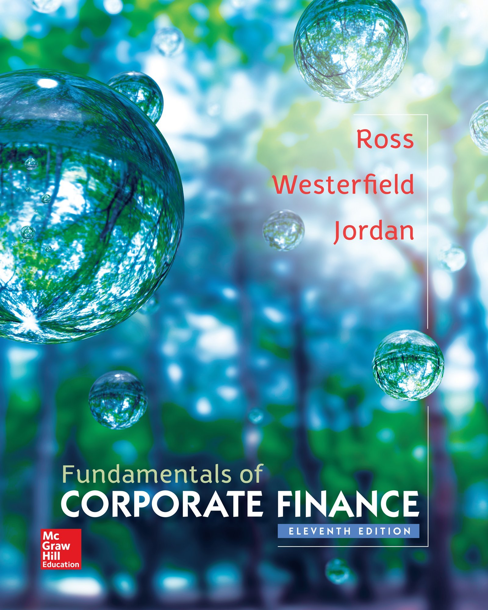 Fundamentals of Corporate Finance 11th Edition By Ross, Westerfield, Jordan - Solution Manual