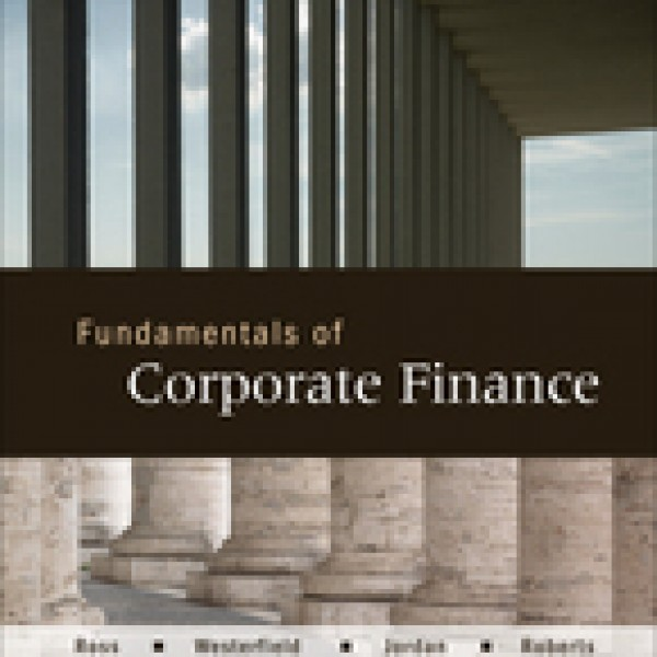 Solution Manual for Fundamentals Of Corporate Finance 8/E Canadian Edition by Ross