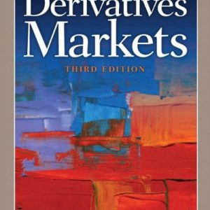 Test Bank for Fundamentals Of Derivatives Markets 1/E by Mcdonald