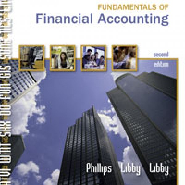 Solution Manual for Fundamentals Of Financial Accounting 2/E by Phillips