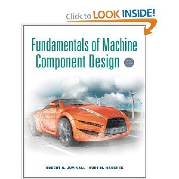 Solution Manual for Fundamentals Of Machine Component Design 5/E by Juvinall