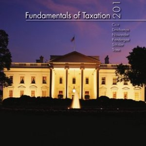 Fundamentals of Taxation 2014 7th Edition By Cruz, Deschamps, Niswander, Prendergast, Schisler, Trone - Test Bank