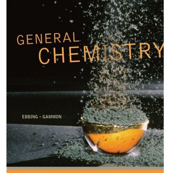 Solution Manual for General Chemistry 10/E by Ebbing