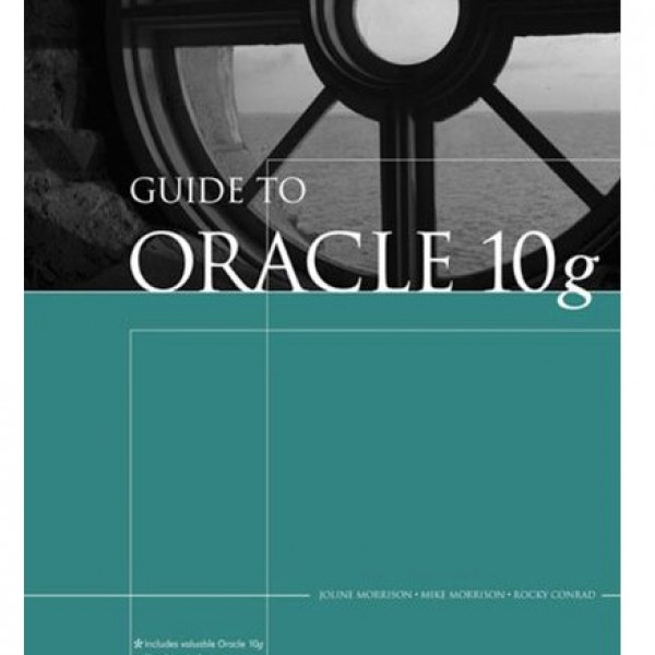 Solution Manual for Guide To Oracle 10G 5/E by Morrison