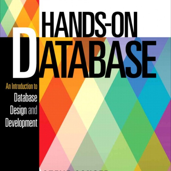 Solution Manual for Hands-On Database 2/E by Conger