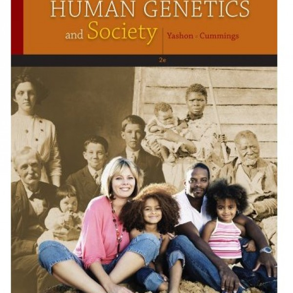 Test Bank for Human Genetics And Society 2/E by Yashon