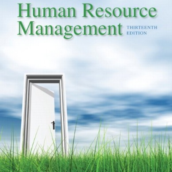Test Bank for Human Resource Management 13/E by Mondy