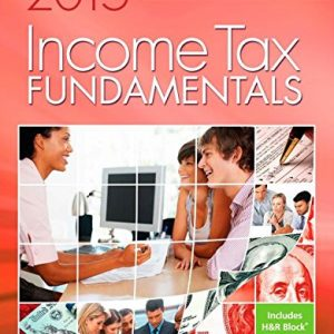 Income Tax Fundamentals 2015 33rd Edition By Whittenburg, Altus-Buller, Gill - Solution Manual
