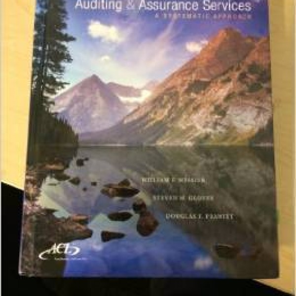Solution manual for Auditing+Assurance Services 9/E by Messier