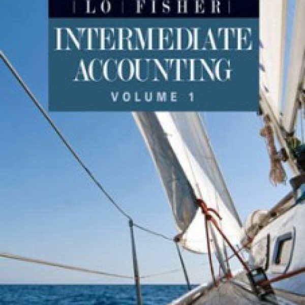 Test Bank for Intermediate Accounting Volume 1 1/E Canadian Edition by Lo