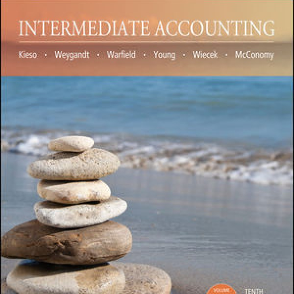 Solution Manual for Intermediate Accounting, Volume 2 10/E Canadian Edition by Kieso
