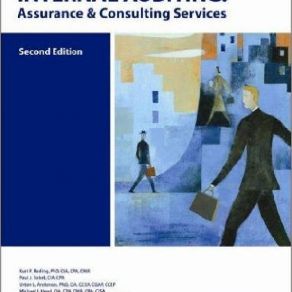 Solution Manual for Internal Auditing Assurance And Consulting Services 2/E by Reding