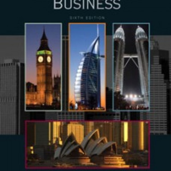 Test Bank for International Business 6/E by Griffin