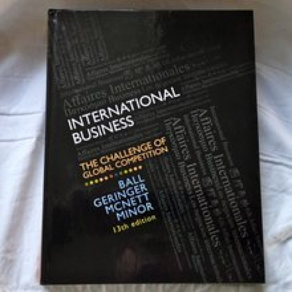 Solution Manual for International Business The Challenge Of Global Competition 13/E by Ball