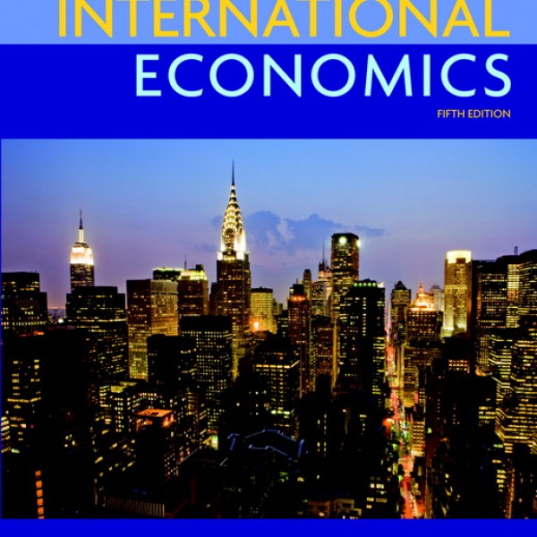 Test Bank for International Economics 5/E by Gerber