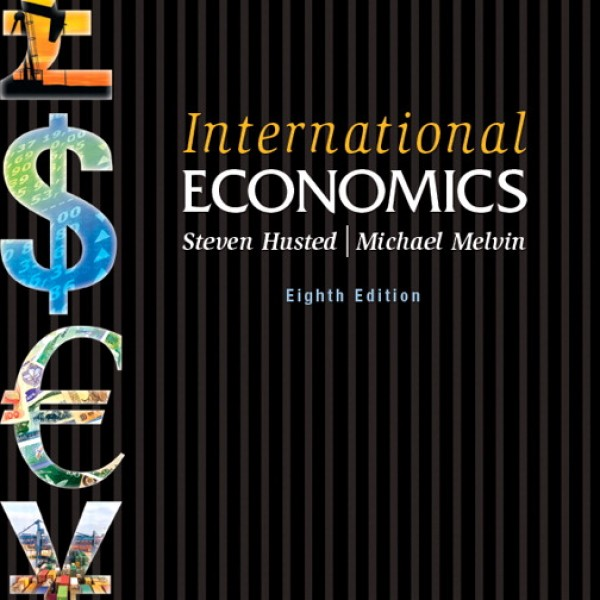 Test Bank for International Economics 8/E by Husted