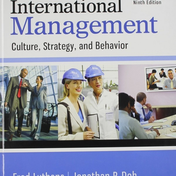 nature of international operations management essays