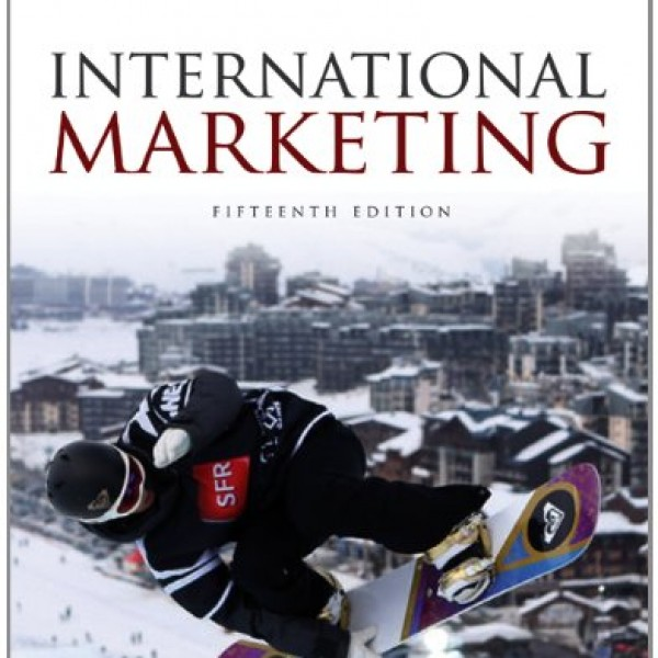 Solution Manual for International Marketing 15/E by Cateora